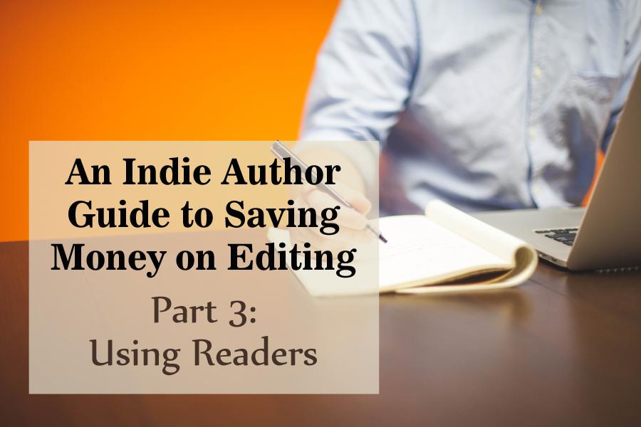 saving money on editing