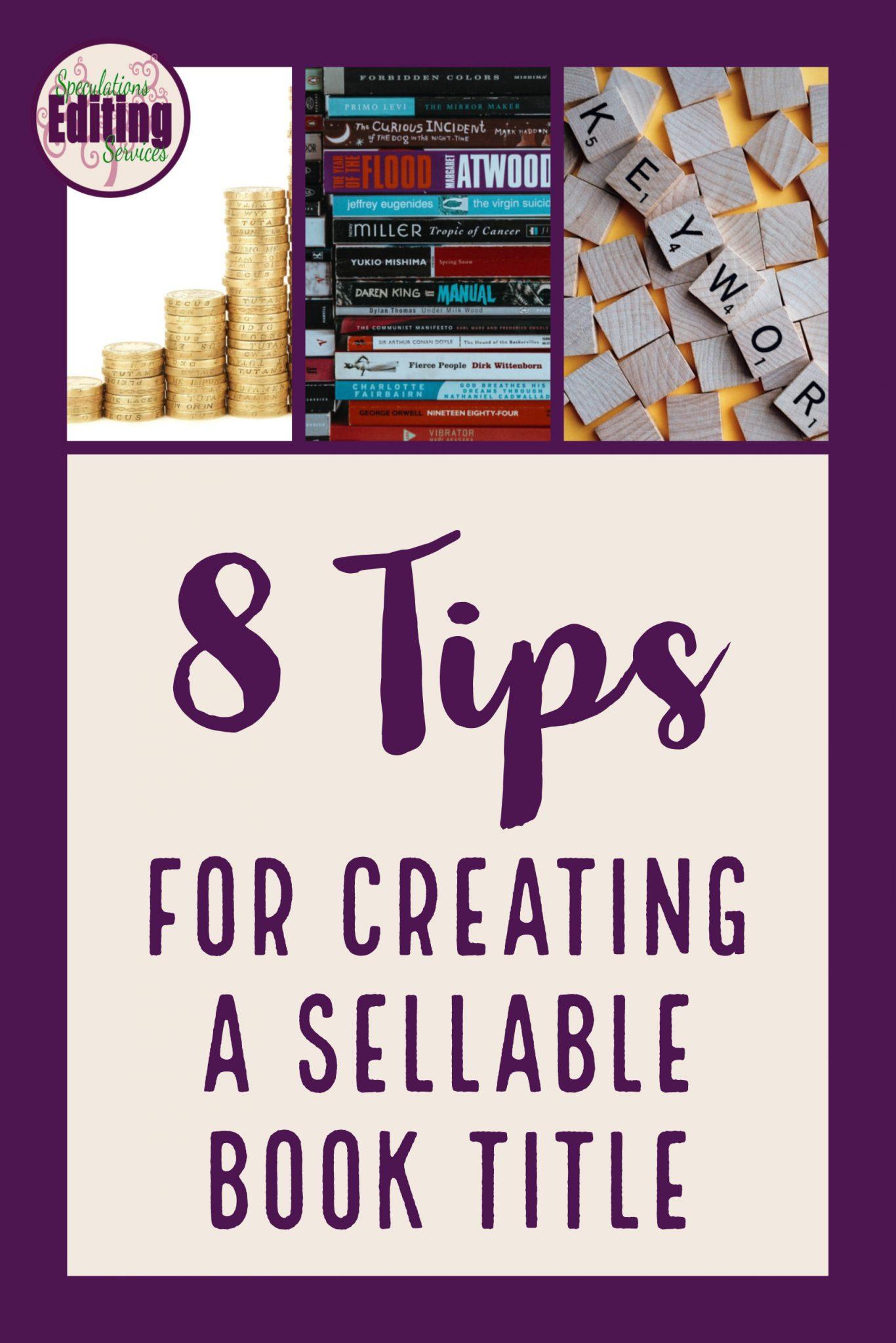book title, create a book title,