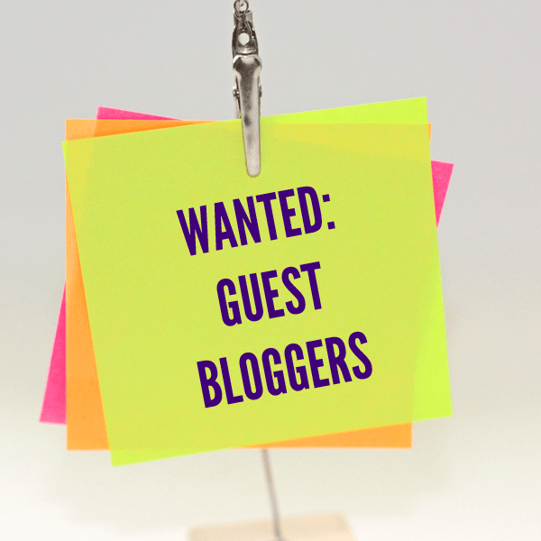 Wanted: Guest Bloggers on Genre Fiction Craft and Self-Publishing