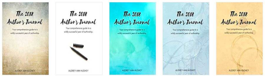 2018 Author's Journal