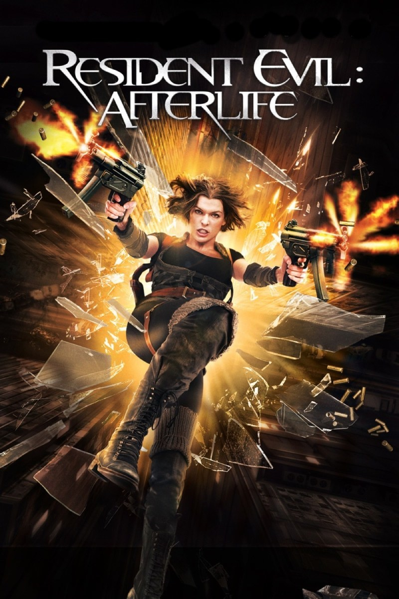 Resident Evil Afterlife Aka Not As Terrible As I Remembered