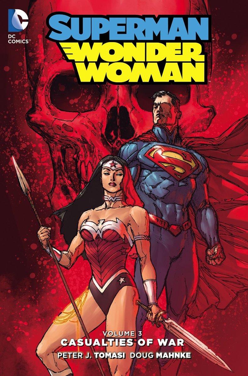 Superman wonder relationship woman Wonder Woman