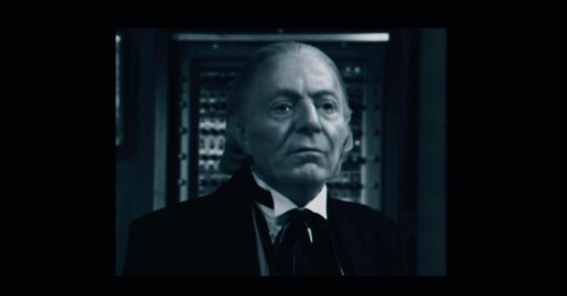 William Hartnell (the first Doctor)