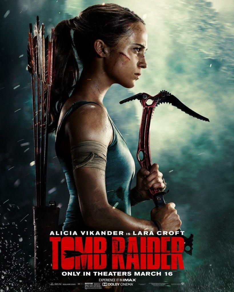 Sound Off! Tomb Raider – Speculative Chic