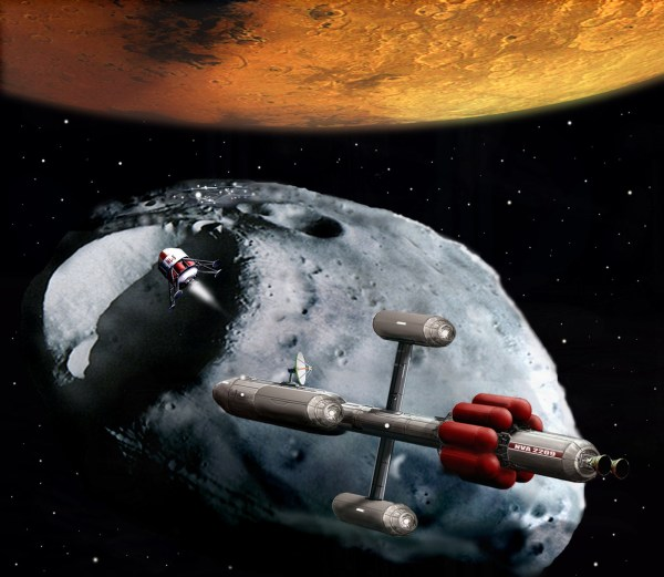 Spaceart - Phobos Base Science Fiction Art And Fantasy
