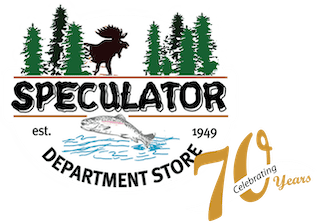 Speculator Department Store Logo