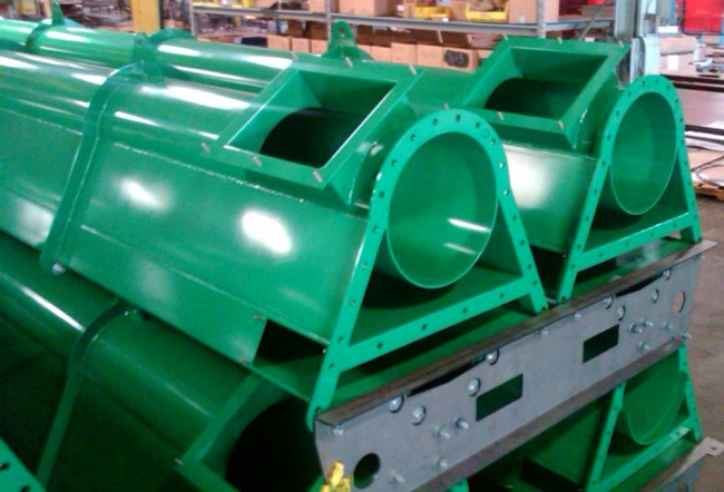 Air Ride Belt Conveyor System