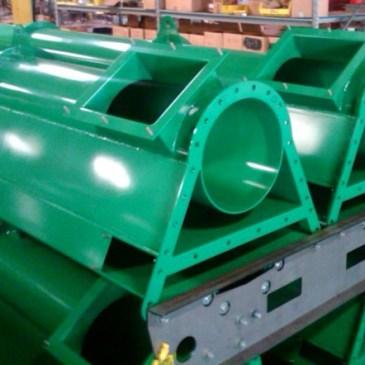 Air Ride Belt Conveyor System