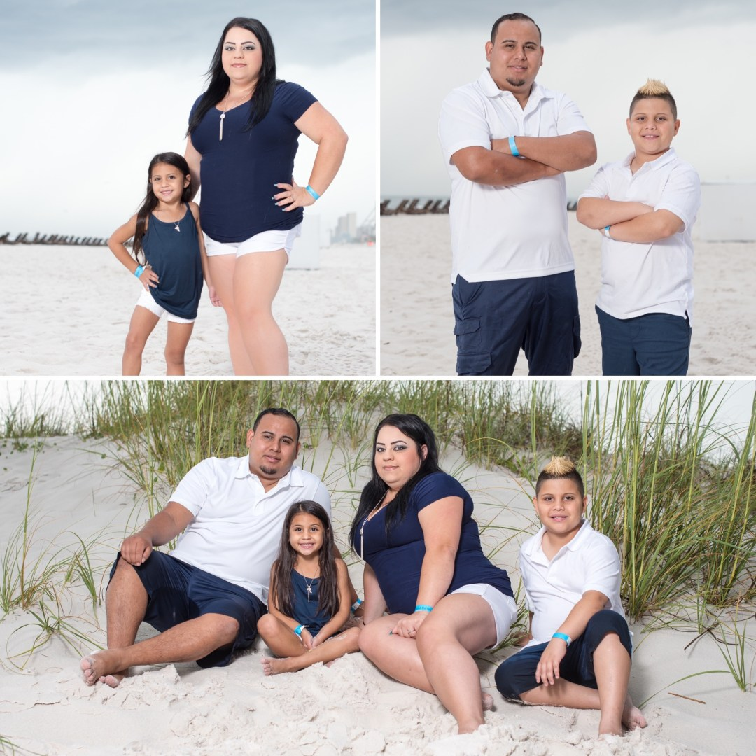 Spedale Jr. Photography LLC. Family Photography in Panama City Beach Florida.