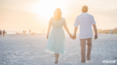 Sunset Beach Engagement Spedale Jr. Photography -8100536