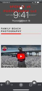 Lost iPhone 11 pro Max Pier Per Panama City Beach on 3/17/21