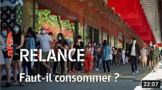 Crise économique: faut-il consommer ? – 28 minutes – ARTE