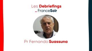 Au Brésil, l'ivermectine a eu « des résultats vraiment surprenants », débriefing du Pr Suassuna
