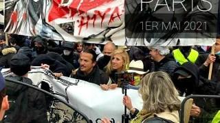 PARIS 1ER MAI 2021 🕊 avec Francis Lalanne, Chloé F., David Bredenstein, Carlo Brusa, Richard Boutry