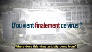Alain Soral : d'où vient le virus Covid-19 ? (20 avril 2020)