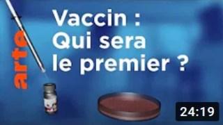 France _ l'urgence de trouver un vaccin contre le Covid-19