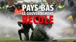 PAYS-BAS: LE GOUVERNEMENT DOIT RECULER