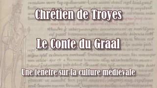 Laurent Guyenot – Chrétien de Troyes et le conte du Graal