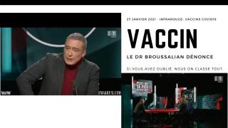 RTS Infrarouge – Dr Edouard Broussalian