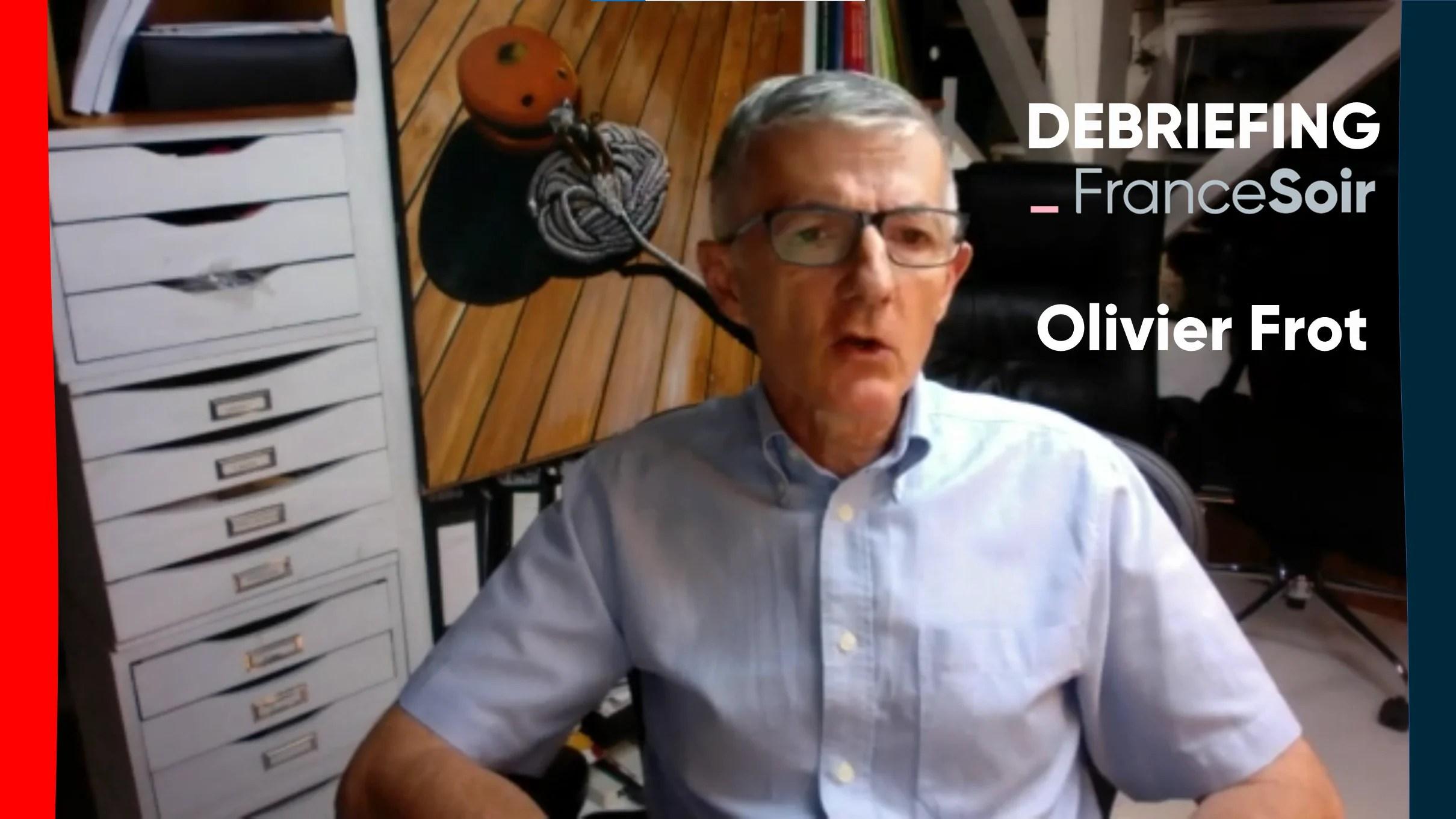 « Un contrat aussi favorable à l'industriel, cela me paraît anormal » Olivier Frot