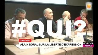 QUI ? Alain Soral