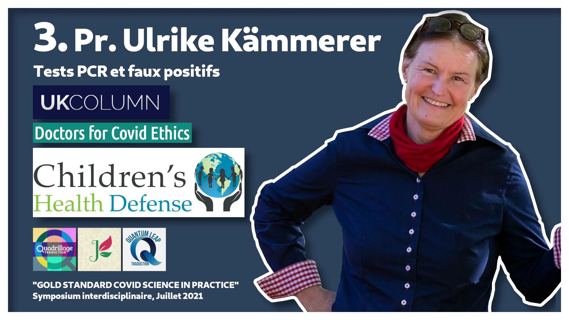 #3 : Ulrike Kämmerer sur les tests PCR et les faux positifs