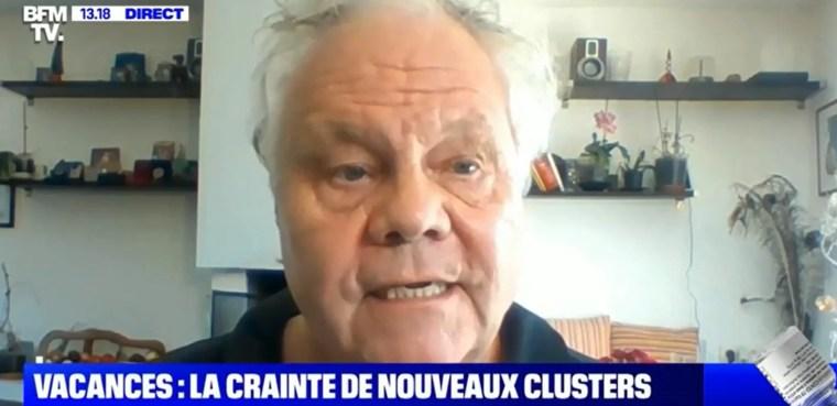 « Un mensonge d'Etat » : Jean-Michel Claverie jette un froid sur BFMTV