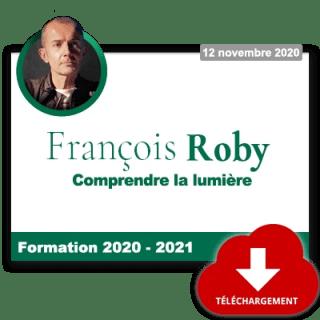 F. Roby – Extrait de « Comprendre la lumière »