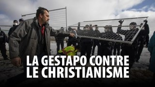 GRACELIFE CHURCH – LA GESTAPO CONTRE LE CHRISTIANISME