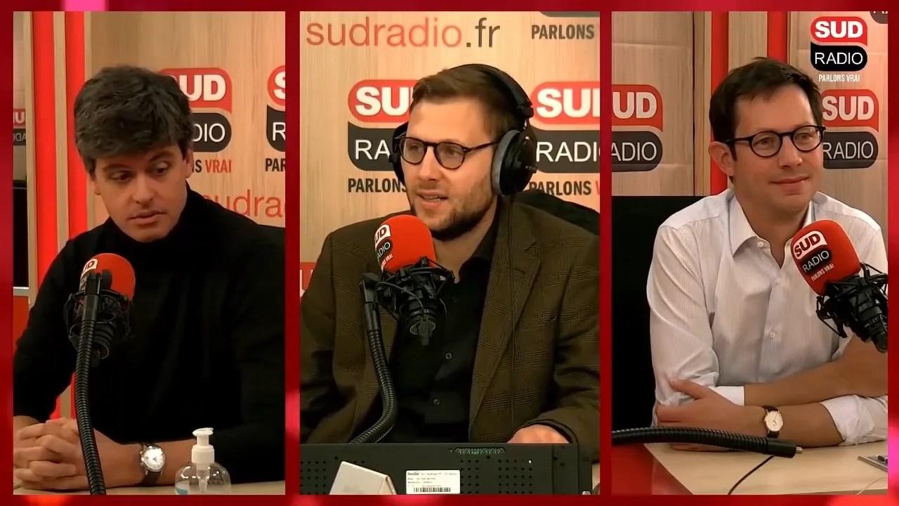 La liberté en danger ? François-Xavier Bellamy et Gaspard Koenig