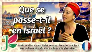 Sonnette d'alarme sur ce qu'il se passe en Israël