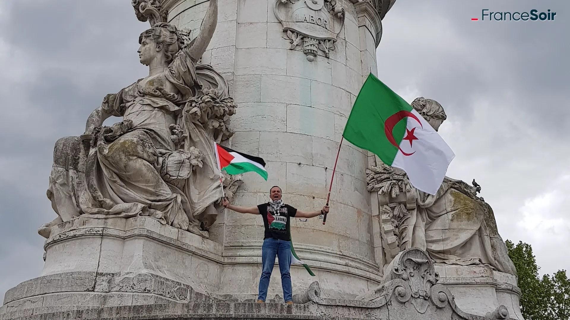 Reportage, manifestation pro-Palestine : « On est des êtres humains avant tout et tout le monde veut la paix »