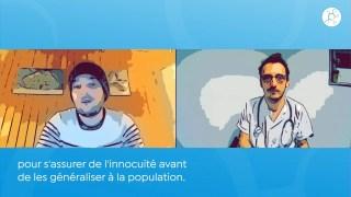 La téléconsultation vaccinale par Louis Fouché