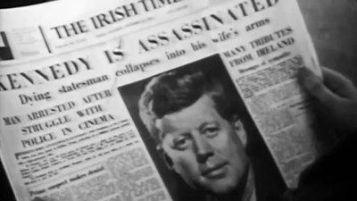 Israel and the Assassinations of The Kennedy brothers - Trailer