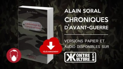 Pseudo-pandémie, confinement, vaccin obligatoire : Alain Soral annonçait tout en 2009 !