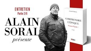 Alain Soral : la censure de Youtube démontrée !