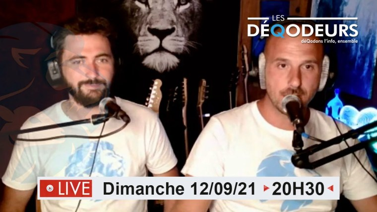 L'Entre nous du 12/09/21