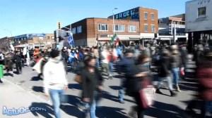 La Foule : Marche du 20 mars 2021 – Montage ActuQc
