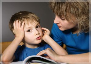 reading_mom_son