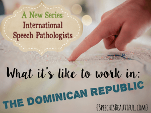 International Speech Pathologists