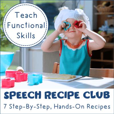 Speech Recipe Club