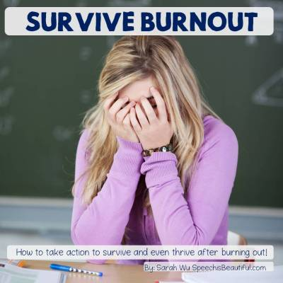 Survive Burnout: How to Take Action to Survive and Even Thrive After Burning Out