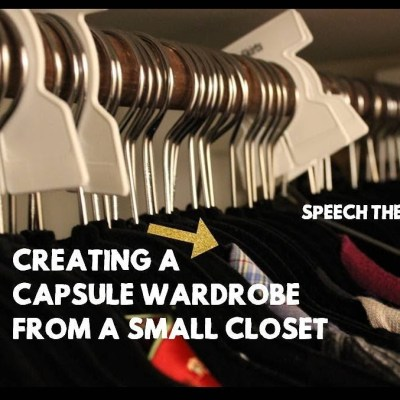 Creating a Functional Capsule Wardrobe for Speech Pathologists with a Small Closet