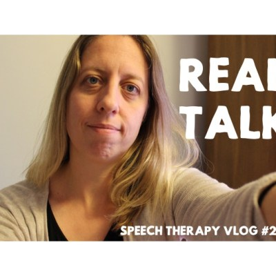 Real Talk – Surviving as an SLP