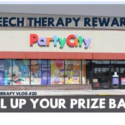 Find Cheap Speech Therapy Rewards for your Prize Bag at Party City!