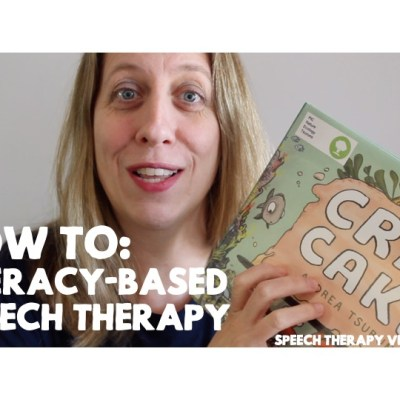 How to: Literacy-Based Speech Therapy