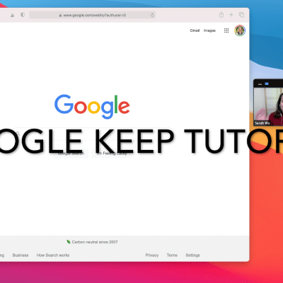 Google Keep Notes Tutorial – Online Post-its!
