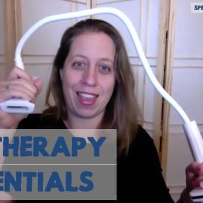 SLP Teletherapy Essentials