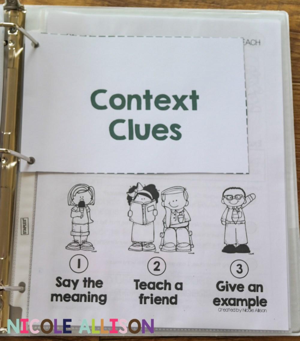 medium resolution of Evidence-Based Interventions: Context Clues - Speech Peeps