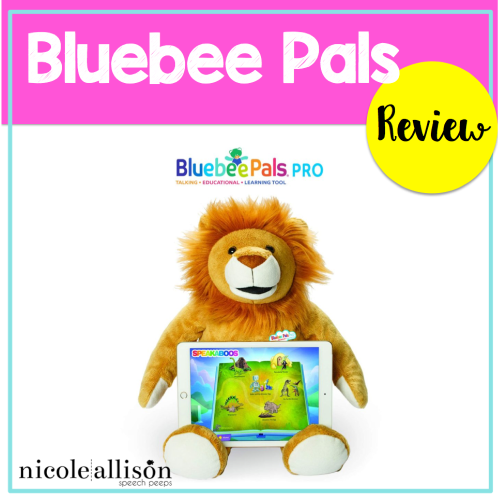 Bluebee Pals {Review}